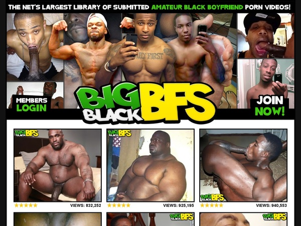 Big Black BFs Discounts