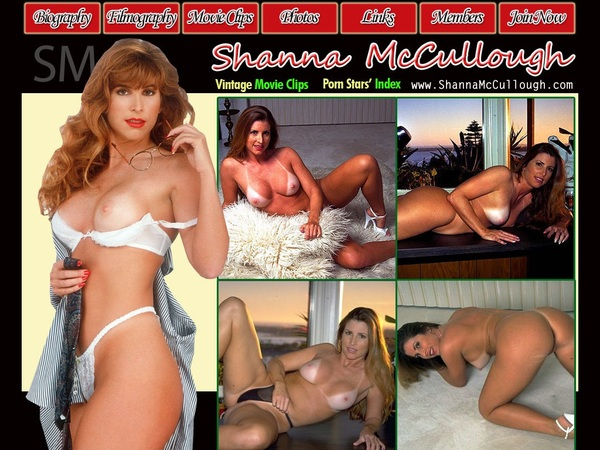 Free Shanna Mccullough Access