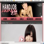 New Free Handjob Japan Account