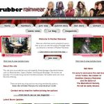 Rubber Rainwear Logins