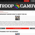 Troop Candy Join By Text Message