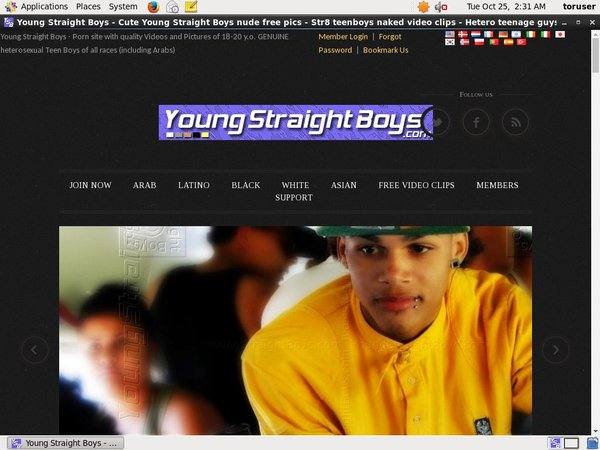 Free Youngstraightboys.com Passes
