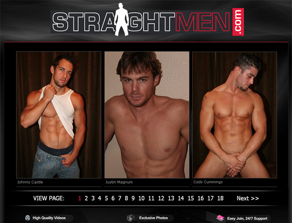 Straight Men Android