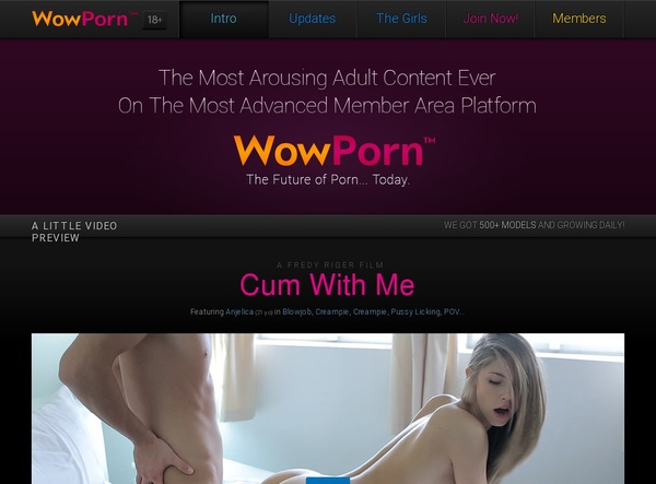 Wowporn.com Site Review