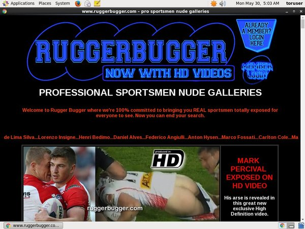 Sign Up Rugger Bugger Free