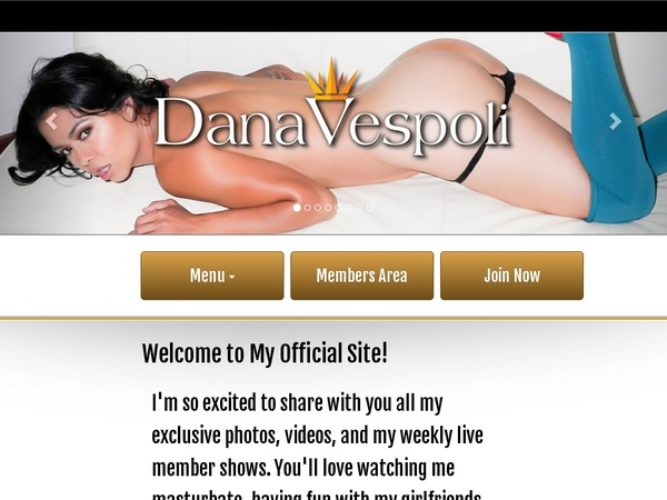 Dana Vespoli Euro Direct Debit